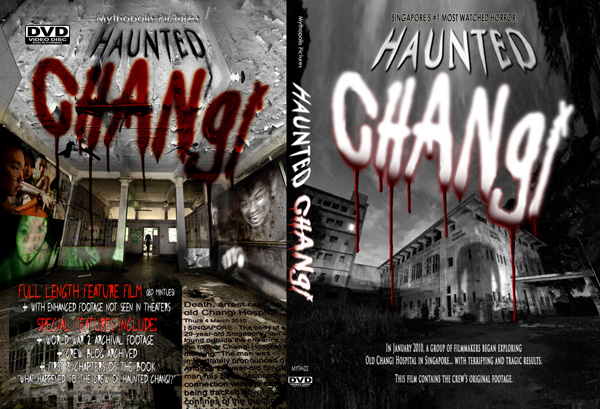 Haunted Changi DVD