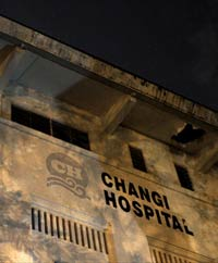Old Changi Hospital night